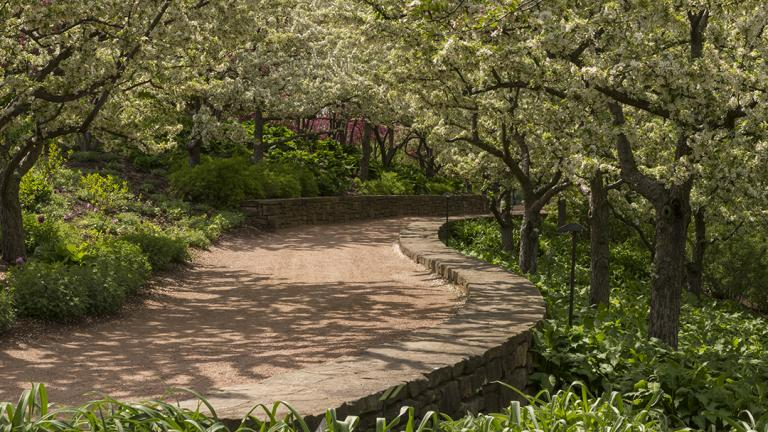 Spring 2016 at the Chicago Botanic Garden (Courtesy of the Chicago Botanic Garden)