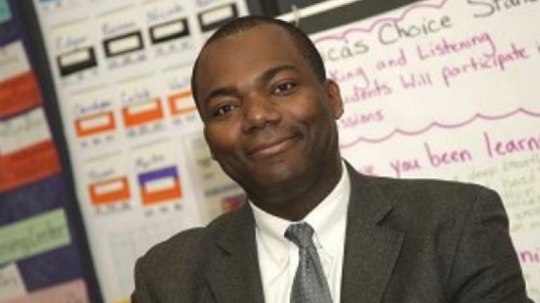 Chicago Public Schools CEO Jean-Claude Brizard