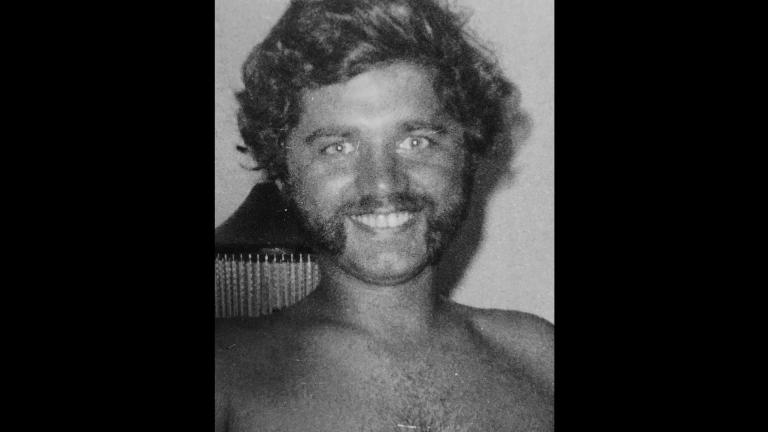 This undated photo provided by the Lisle Police Department shows Bruce Lindahl. (Lisle Police Department via AP)