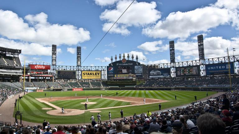 U.S. Cellular Field (Bryce Edwards / Flickr)