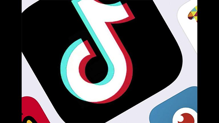 This Feb. 25, 2020, file photo, shows the icon for TikTok in New York. President Donald Trump will order China's ByteDance to sell its hit video app TikTok because of national-security concerns, according to reports published Friday, July 31, 2020. (AP Photo / File)