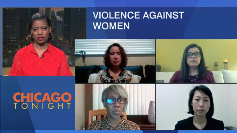 We discuss a rise in racial and gender-based violence — and resources for those in need. (WTTW News)