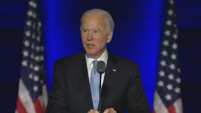 President-elect Joe Biden (CNN via WTTW News)