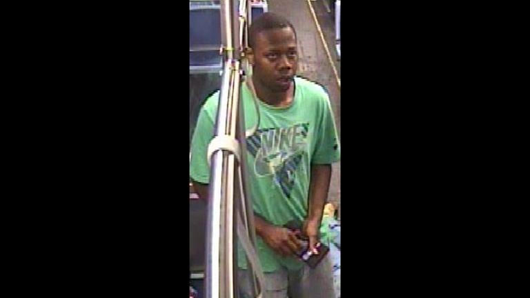 Chicago Police are seeking this man in connection with the battery and robbery of a 70-year-old man in August. (Chicago Police Department)
