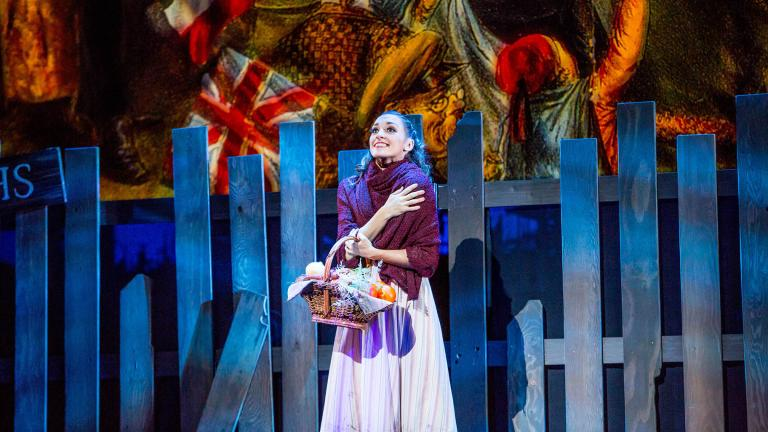 "Cara Marie Gary in ""The Nutcracker."" (Photo by Cheryl Mann)"
