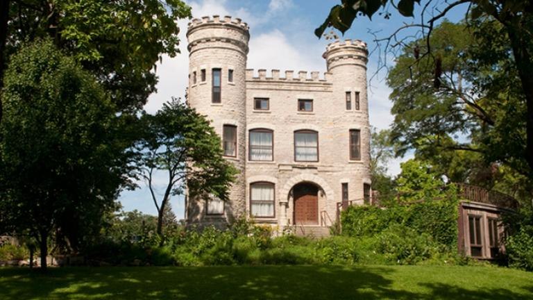 """(Credit: """"Chicago's Only Castle"""")"""