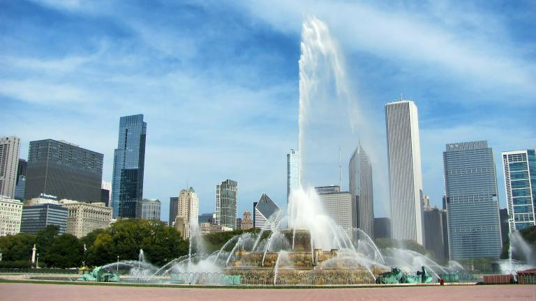 Buckingham Fountain (Pixabay)