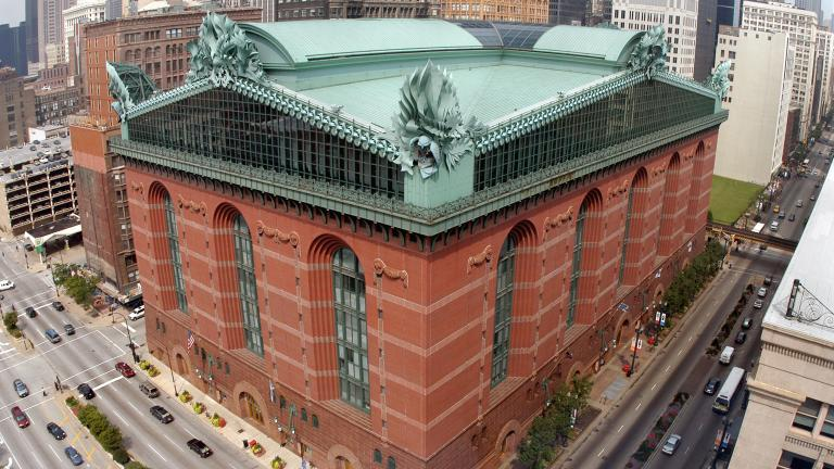 Harold Washington Library Center (Daniel X. O'Neil / Flickr)