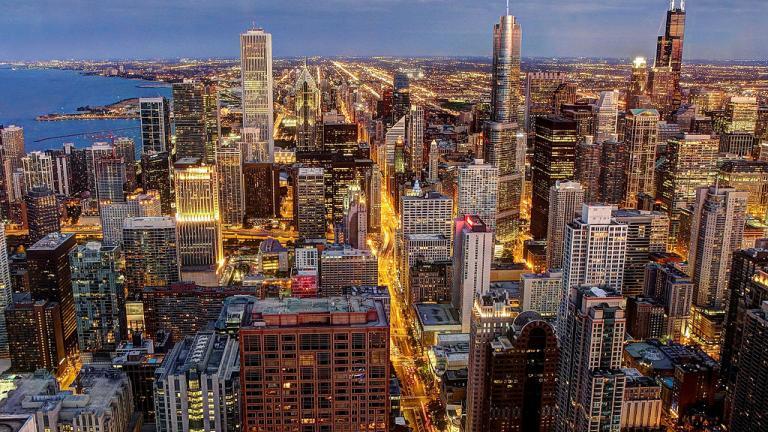 Chicago (Allen McGregor via Wikimedia Commons)