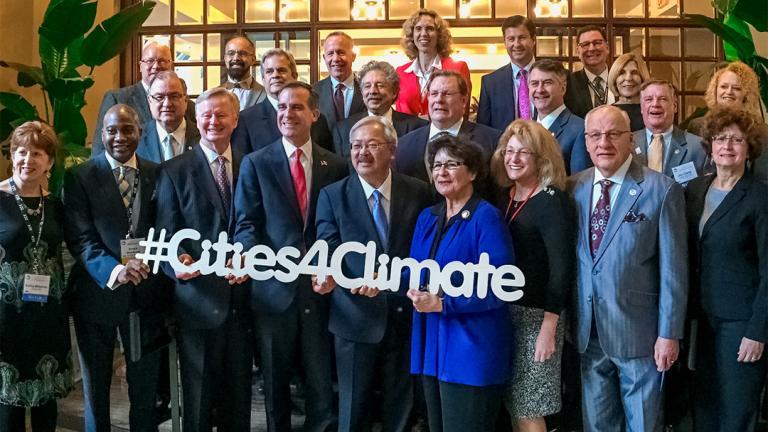 (Courtesy of Mayors' National Climate Action Agenda)