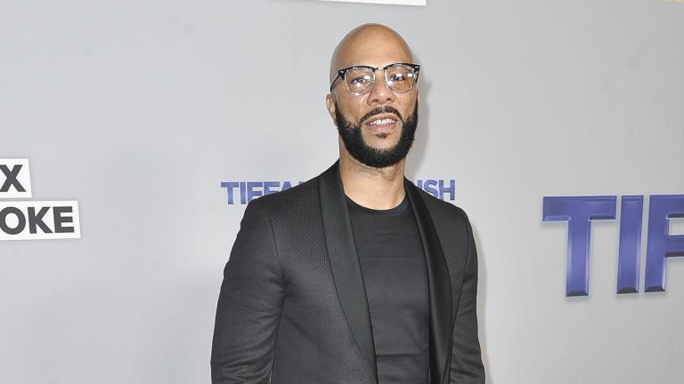 "Common attends Tiffany Haddish's ""Black Mitzvah"" at the SLS Hotel on Tuesday, Dec. 3, 2019, in Los Angeles. (Photo by Richard Shotwell / Invision / AP)"