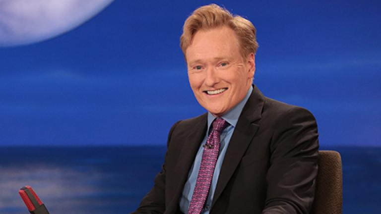 Conan O'Brien. (Meghan Sinclair / Team Coco)