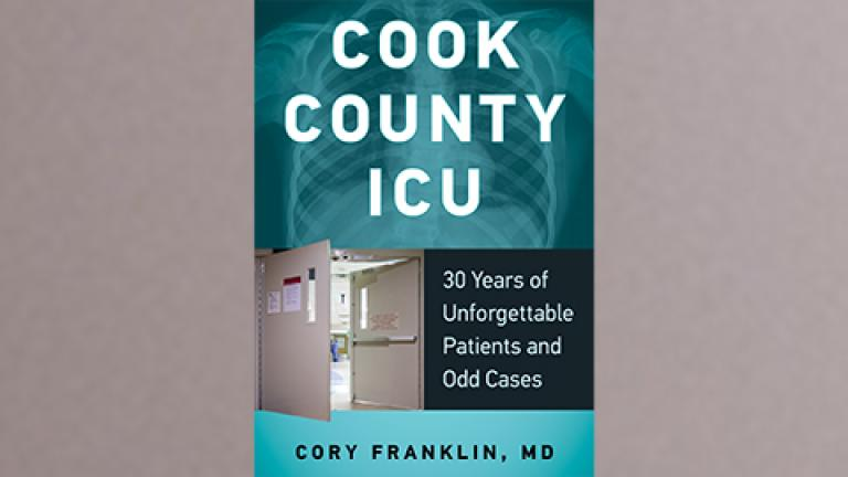 'Cook County ICU' by Dr. Cory Franklin