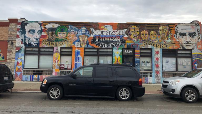 Corazon Community Services (Quinn Myers / WTTW News)