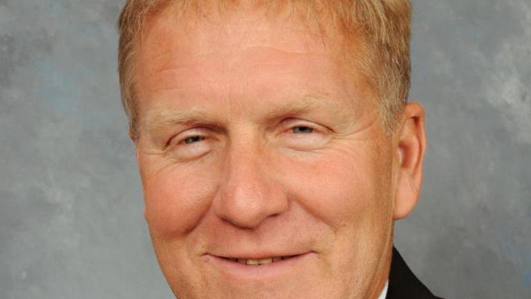 Illinois House Republican Leader Tom Cross