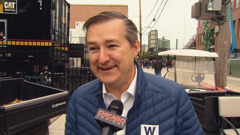 Tom Ricketts (Chicago Tonight File)