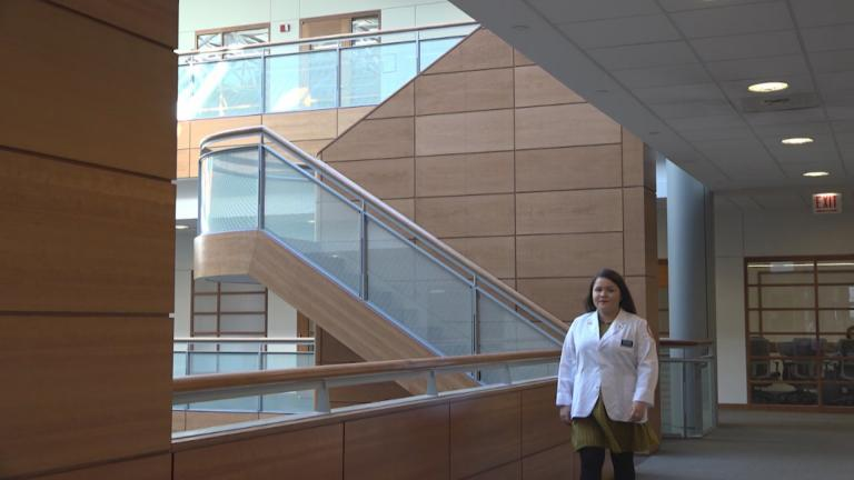 Since coming to the U.S. a decade ago, Alejandra Duran-Arreola is on the cusp of becoming a doctor.