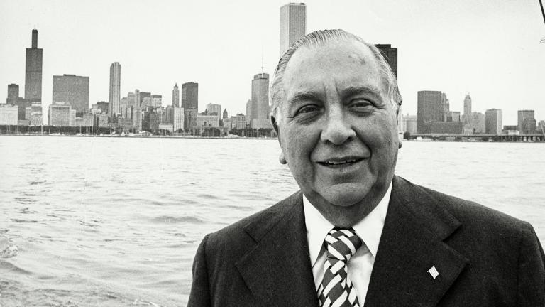 (Courtesy of the Richard J. Daley Collection)