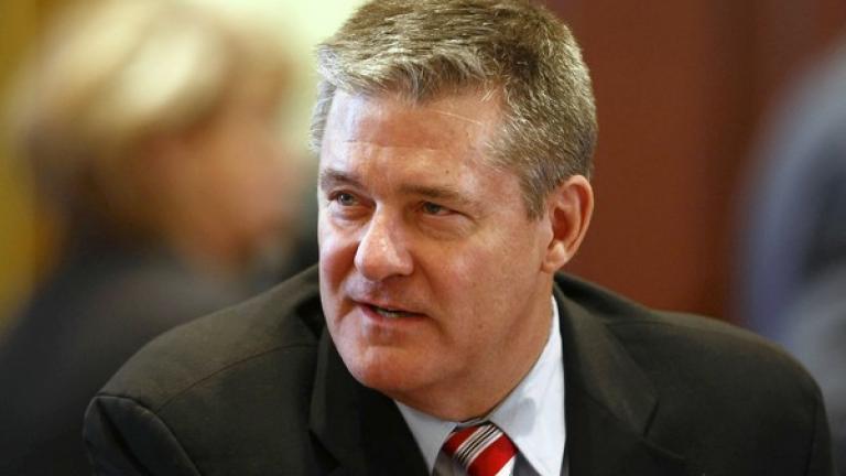 Illinois State Treasurer Dan Rutherford