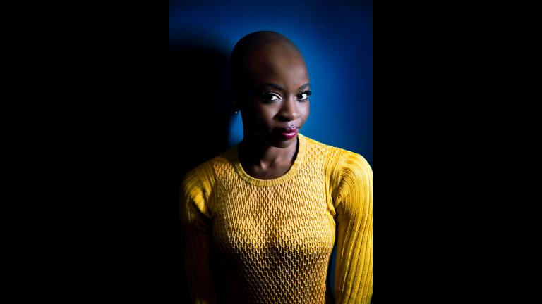 Danai Gurira (Credit: Little Fang Photos)