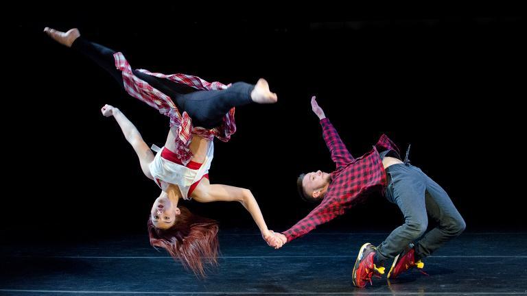 Chicago Dance Crash (Credit: Ashley Deran)