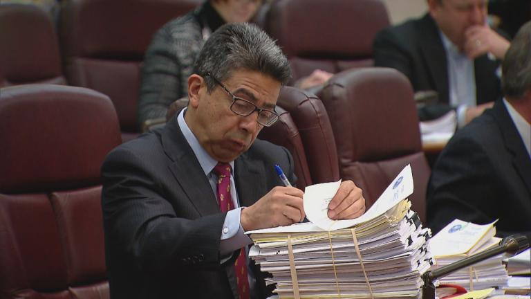 Ald. Danny Solis (Chicago Tonight file photo)