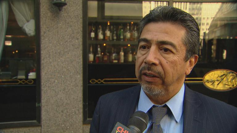 Ald. Danny Solis (WTTW News file photo)