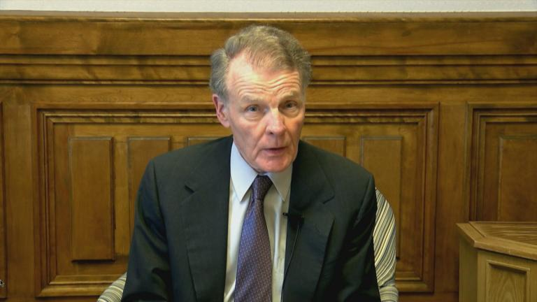 """House Democrats will continue to work to provide for a fair tax,"" House Speaker Michael Madigan said Wednesday."