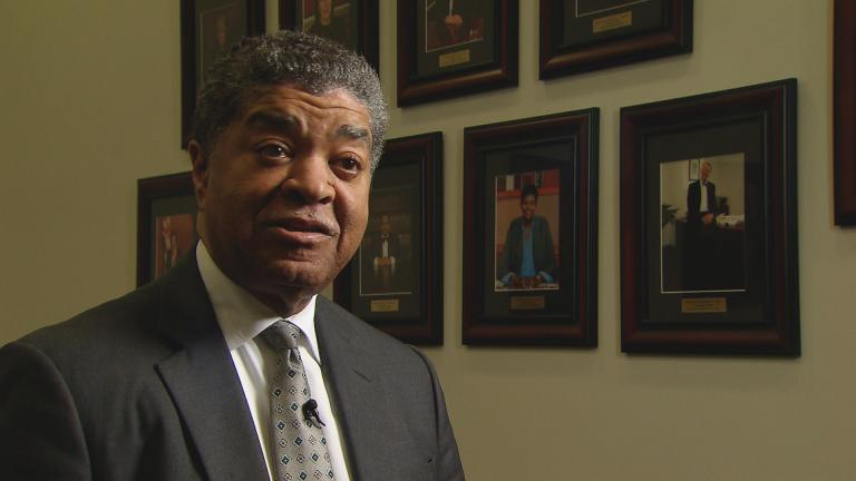 Tim Evans, Chief Judge of Cook County Circuit Court
