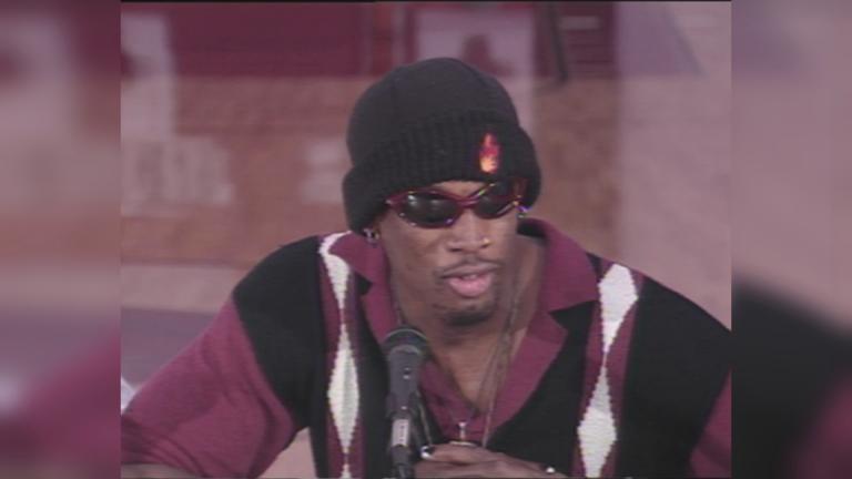 Dennis Rodman (File photo)