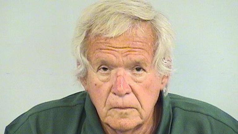 This undated file photo provided by the Lake County Sheriff's Department shows ex-U.S. House Speaker Dennis Hastert. (Lake County Sheriff Department via AP File)