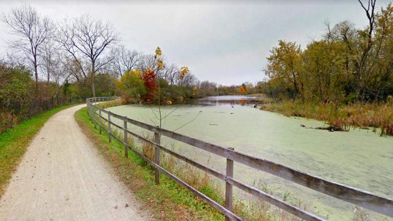 Des Plaines River Trail. (Google)