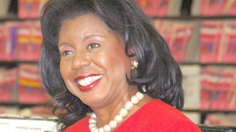 Cook County Circuit Court Clerk Dorothy Brown