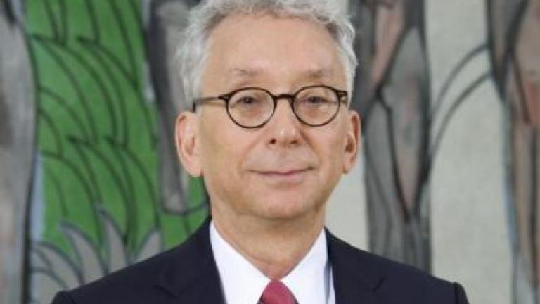 Douglas Druick, President of The Art Institute of Chicago