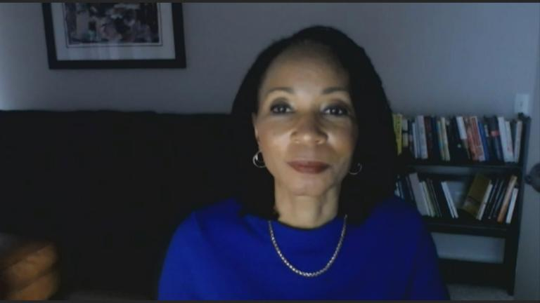 Dr. Helene Gayle, president and CEO of the Chicago Community Trust. (WTTW News)