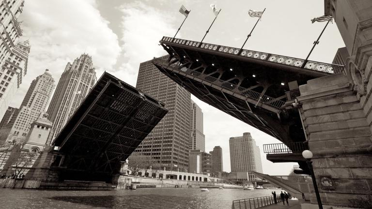 The DuSable Bridge (Marcin Wichary / Flickr)