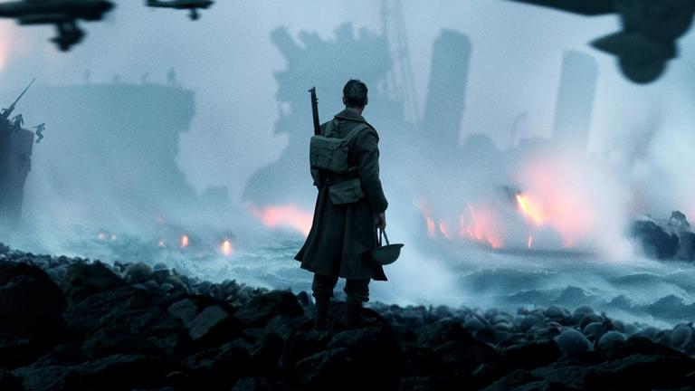 "Director Christopher Nolan's ""Dunkirk"" portrays the evacuation and rescue of more than 300,000 stranded soldiers during WWII. (Courtesy of Warner Bros. Pictures)"