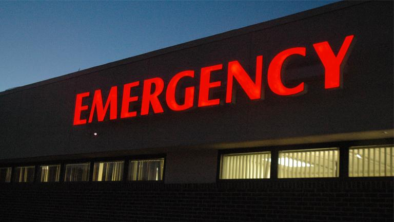 Average monthly emergency department visits increased by 5.7 percent in Illinois after Obamacare's launch, even though the state's population remained unchanged. (KOMUnews / Eric Staszczak via Flickr)