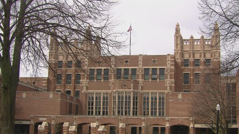 Evanston Township High School