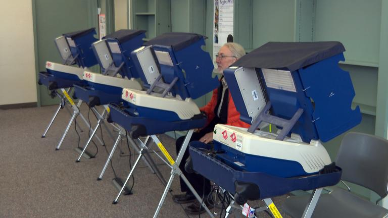 Early voting kicks off this week in all 50 Chicago wards.
