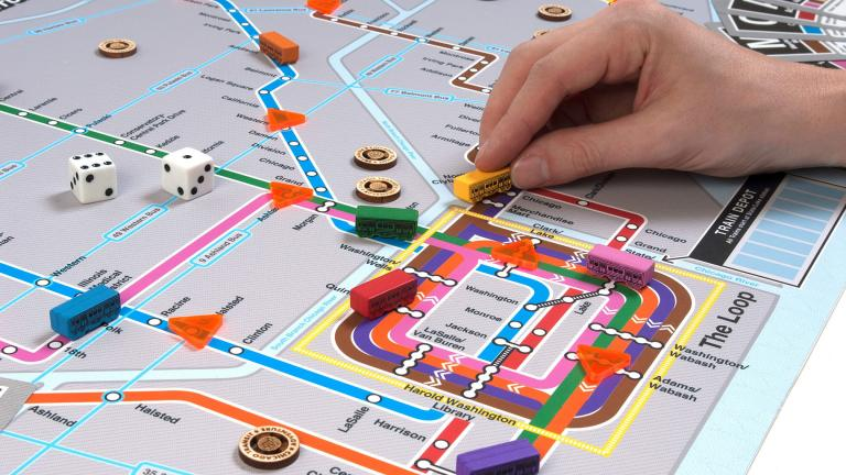 El: The Chicago Transit Adventure. (Photo: Transit Tees)