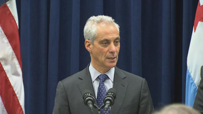 Chicago Mayor Rahm Emanuel (Chicago Tonight file photo)