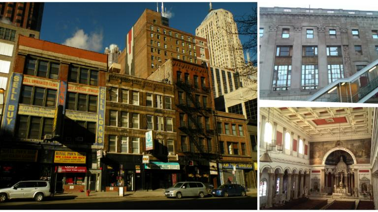 (Photos courtesy Preservation Chicago)