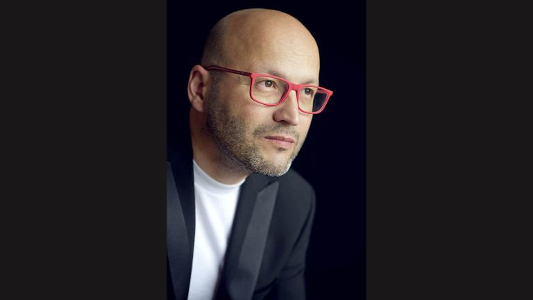 Enrique Mazzola, music director designate at Lyric Opera of Chicago. (Photo: Jean-Baptiste Millot)
