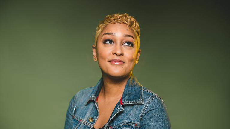 Eve Ewing (Photo by Nolis Anderson)