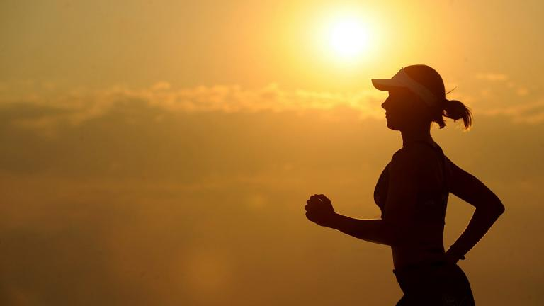 Research by Northwestern Medicine suggests humans may be better suited to exercise during the day. (Pixabay)