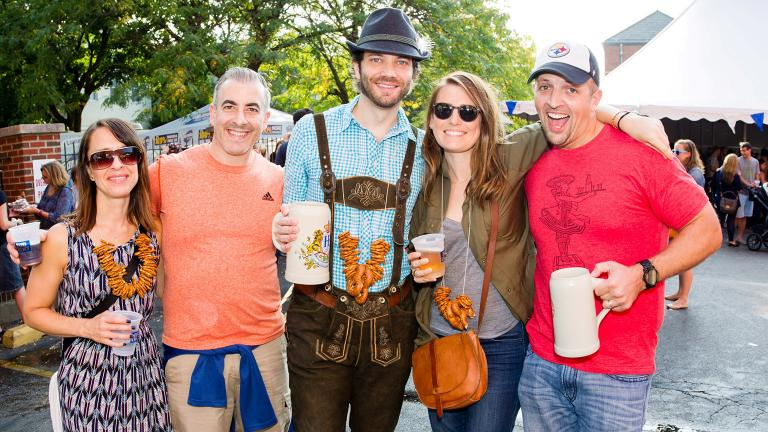 Oktoberfest Chicago (Special Events Management)