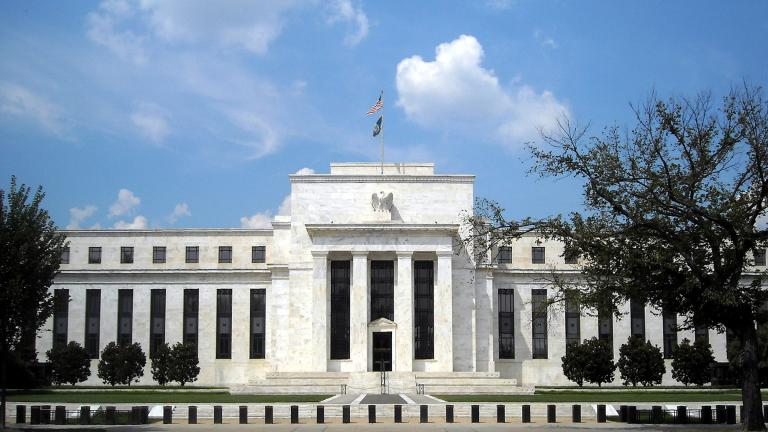 The Eccles Building in Washington D.C. serves as the headquarters of the Federal Reserve. (AgnosticPreachersKid / Wikimedia Commons)