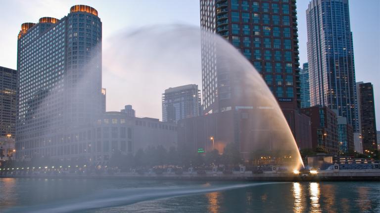 Centennial Fountain (© Jeremy Atherton, 2007)