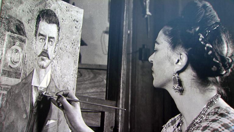 A portion of Frida Kahlo's original works are returning to the Chicago area for the first time since the late '70s.  (WTTW News)